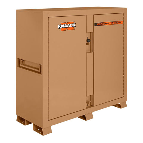 Model 109 JOBMASTER™ Cabinet | KNAACK® | Drake Equipment