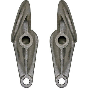 Chrome Plated Drop-Forged Towing Hook Pairs