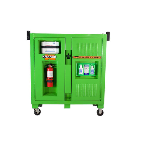Model 139-SK-01 Safety Kage™ Cabinet | KNAACK® | Drake Equipment
