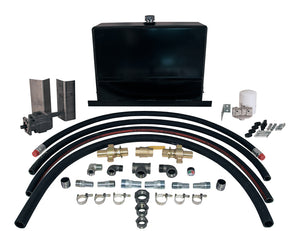 50 Gallon Wetline Kit for Live Floor CCW 18 Gallons Per Minute Pump