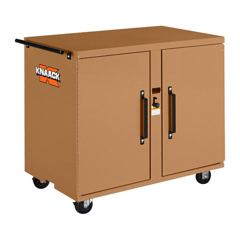 Model 44 JOBMASTER™ Rolling Workbench | KNAACK® | Drake Equipment