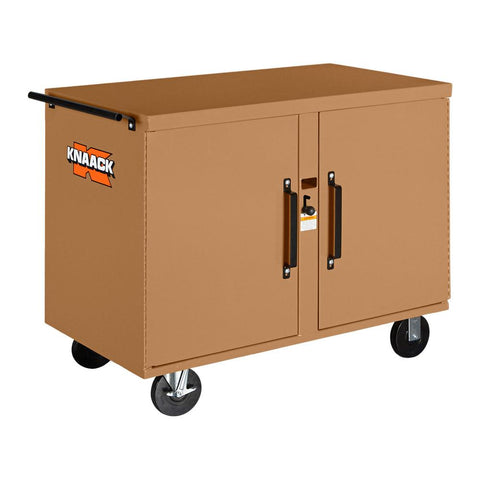 Model 45 STORAGEMASTER® Rolling Workbench | KNAACK® | Drake Equipment