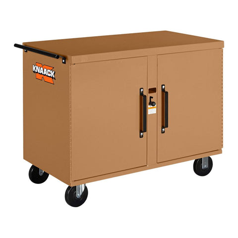 Model 47 STORAGEMASTER® Rolling Workbench | KNAACK® | Drake Equipment