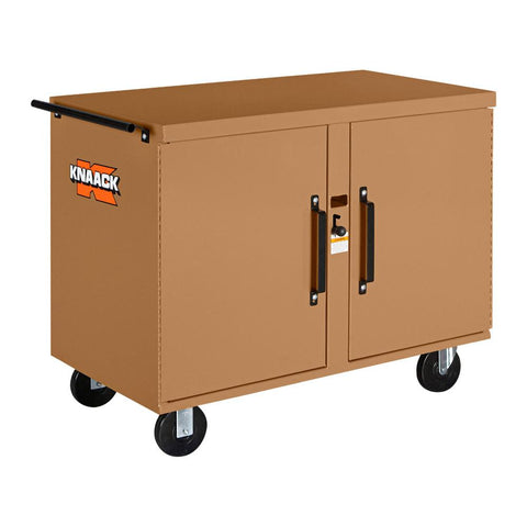 Model 49 STORAGEMASTER® Rolling Workbench | KNAACK® | Drake Equipment