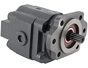 Hydraulic Gear Pump With 7/8-13 Spline Shaft And 1-3/4 Inch Diameter Gear