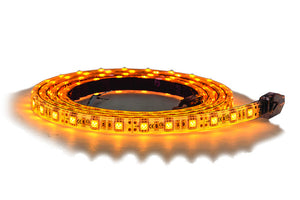 132 Inch 201-LED Strip Light with 3M??? Adhesive Back - Clear And Cool