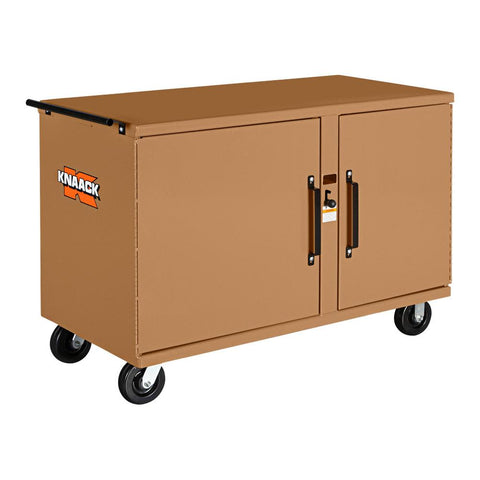 Model 59 STORAGEMASTER® Heavy-Duty Rolling Bench | KNAACK® | Drake Equipment