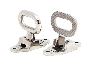 Safety Folding Foot/Grab or Step-Stainless Steel
