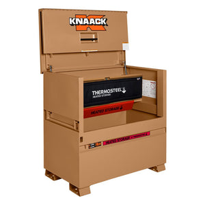 Model 79-H STORAGEMASTER® Piano Box with ThermoSteel™ | KNAACK® | Drake Equipment