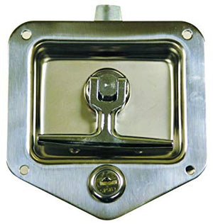 Stainless Triple Point T-Handle Latch with Roller