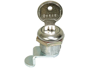 Replacement Lock Cylinder with Key for Buyers Products Truck Box Latches