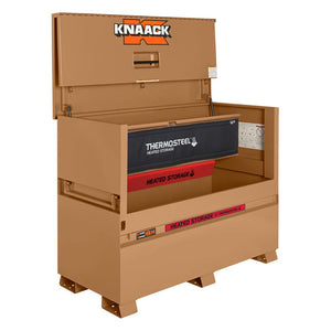 Model 89-H STORAGEMASTER® Piano Box with ThermoSteel™ | KNAACK® | Drake Equipment