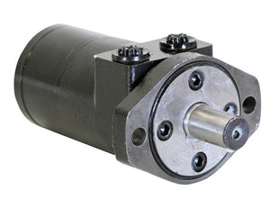 Hydraulic Motor With 2-Bolt Mount/NPT Threads And 17.9 Cubic Inches Displacement