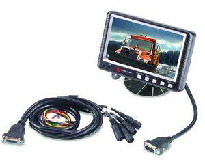 Reverse Camera/Monitor Systems | Federal Signal | Drake Equipment