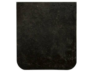 Heavy Duty Black Rubber Mudflaps 20x14 Inch