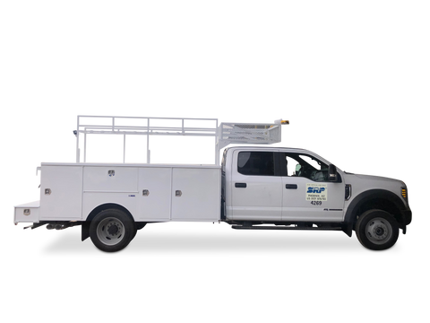 Series 132 Utility Body | United Truck Bodies | Drake Equipment
