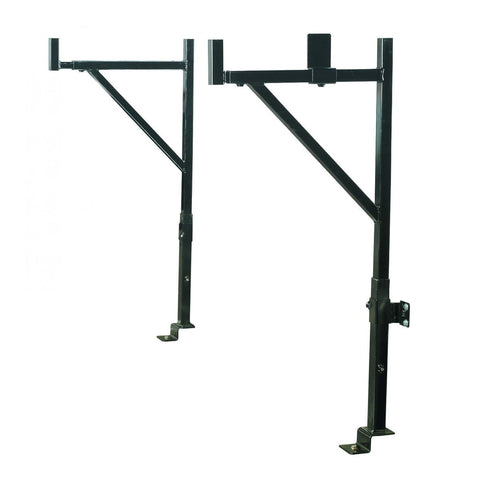 "Kargo Master Horizontal Side Rack Width Adjusts From 18"" to 32"" 