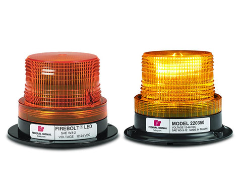 Firebolt® LED | Federal Signal | Drake Equipment