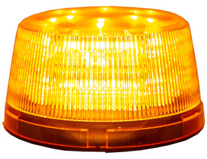 Class 1 7 Inch Wide LED Beacon with Upward Facing LEDs