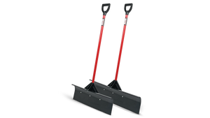 HEAVY-DUTY PUSHER SHOVELS