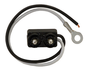 Wire Harness with Switch for 1492160, 1492170, and 1492180 Series Light Bars - DT Connection
