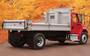 MARK IV SINGLE AXLE DUMP BODY | Henderson | Drake Equipment