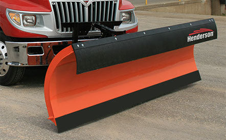 MID-SIZE REVERSIBLE SNOW PLOW | Henderson | Drake Equipment