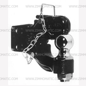 8 TON Combination Hitch 2-5/16 Inch Ball