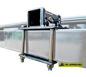 RV Bumper Receiver Hitch