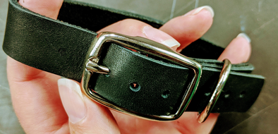 Make Your Own Leather Dog Collar (Video)