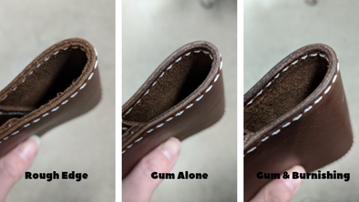 Smoothing the Rough Sides of Leather
