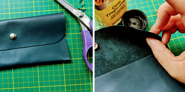 smoothing your leather