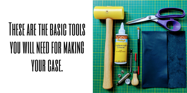 leather tools for DIY projects