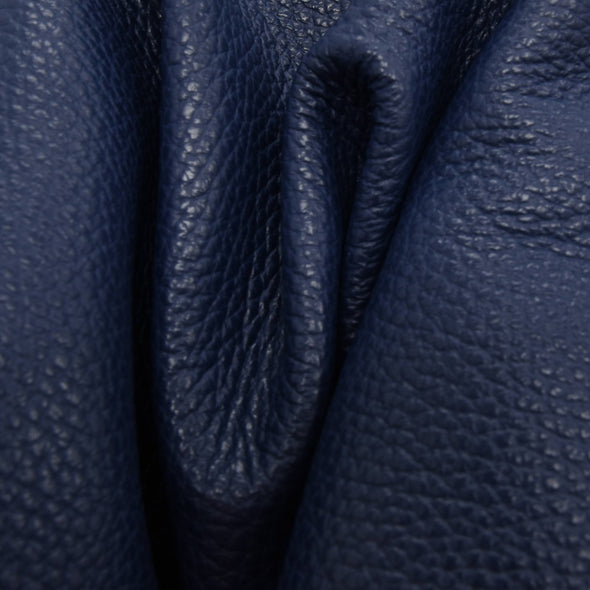 Naval Base Blue Tried n True 3-4 oz Leather Cow Hides,