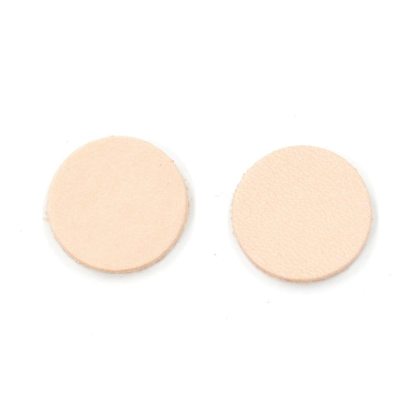 Artisan's Choice Veg Tan Die Cut Earrings - Various Shapes & Sizes,
