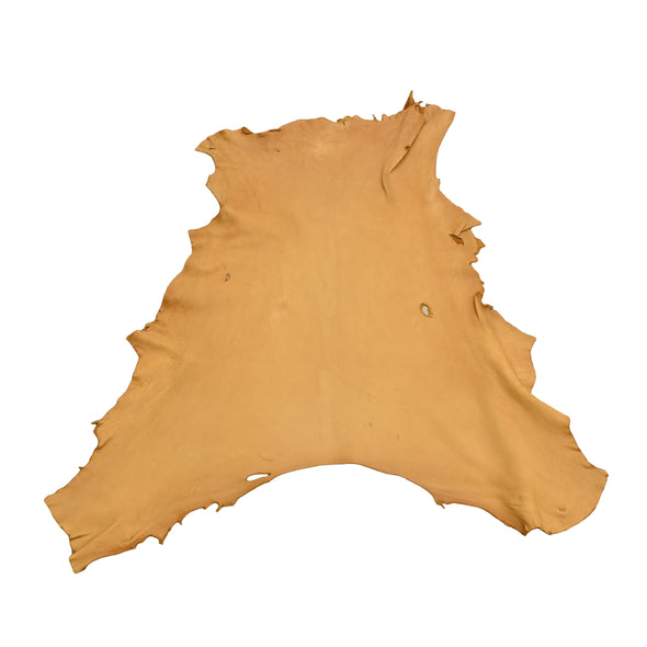 Bulk Buckskin Deer Hides Various Colors, Saddle