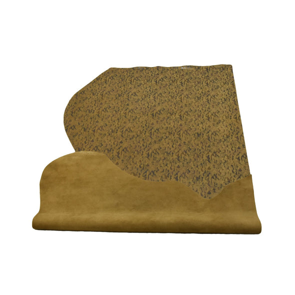 Camo Snakeskin - Various Colors 3-4 oz Cow Hides,