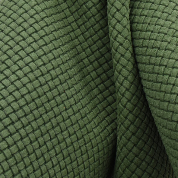 "Small Basket Weave Fall Stately Stampings Pre-cuts - 4"" x 6"" 