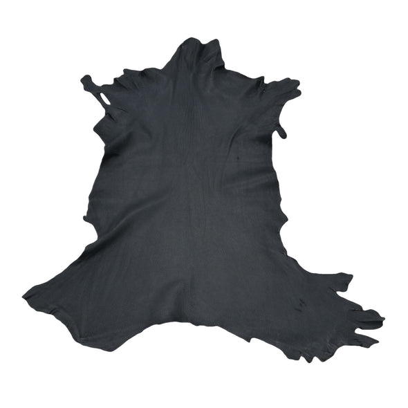 Bulk Buckskin Deer Hides Various Colors, Black