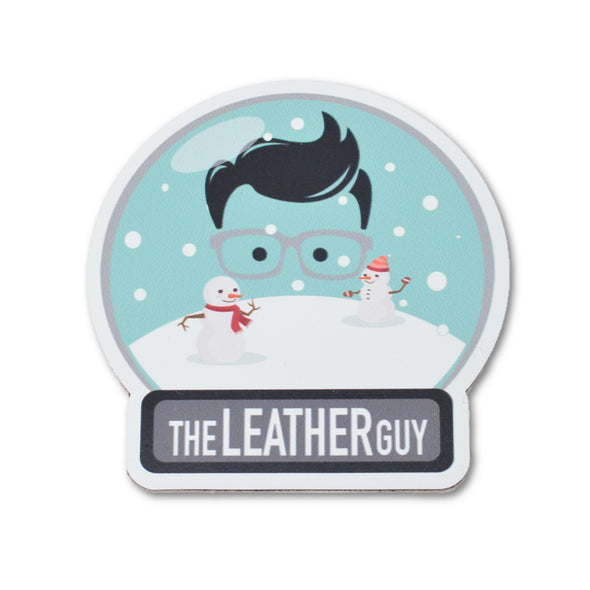 Leather Guy SWAG Exclusive - 2019 Winter Magnet,