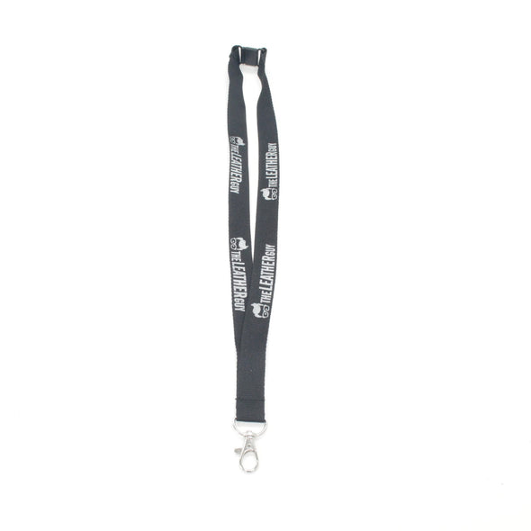 "Leather Guy SWAG Exclusive - 3/4"" Lanyard with Metal Lobster Clip,"