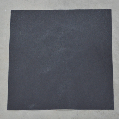 "Retired Bodacious Buttery Black ""Butterlicious"" Deer Tanned Cow 12"" x 12"" Pre-cut 3oz,"