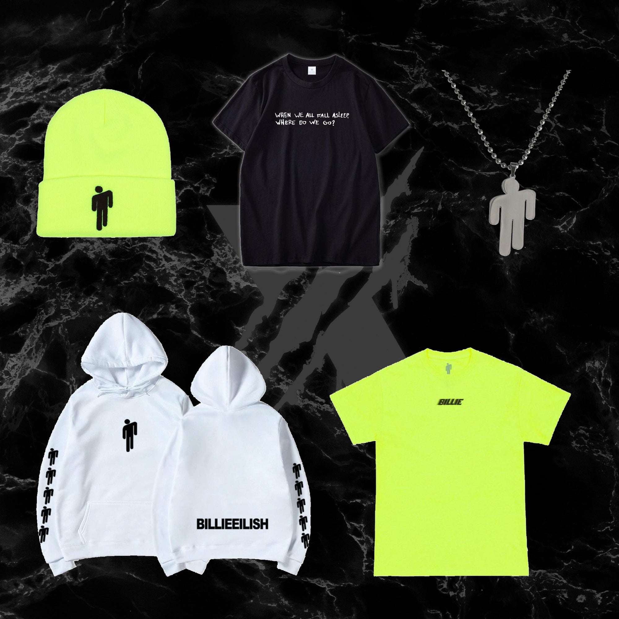 Outfit Billie Eilish Streetwear