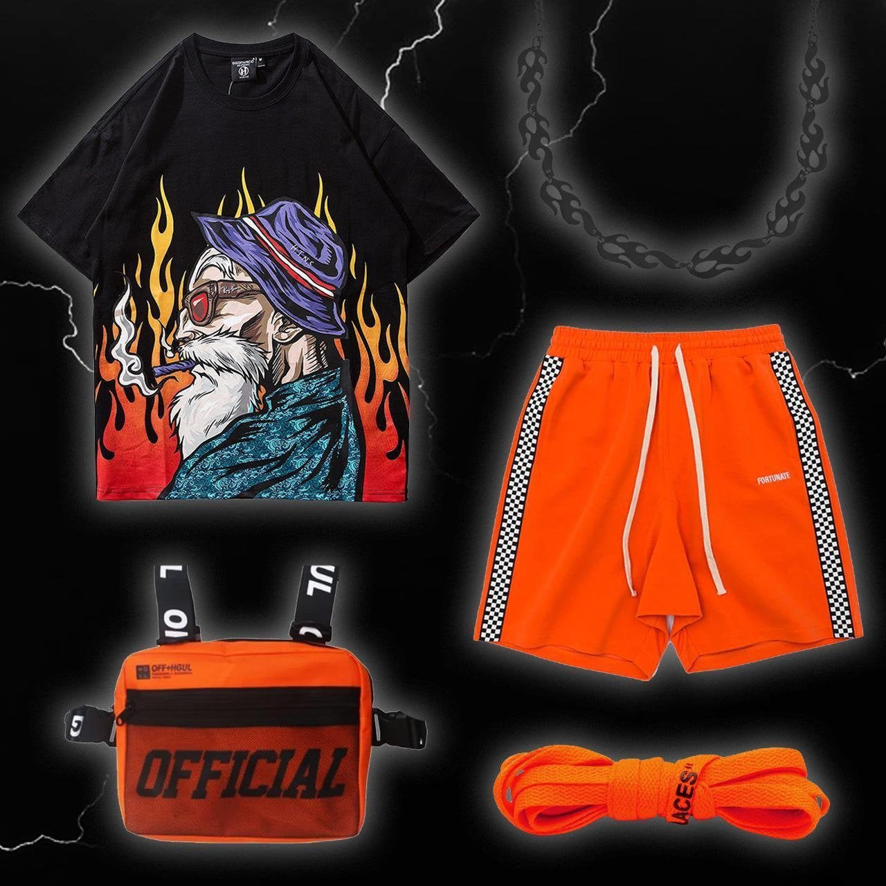 Outfit Flamme Ete
