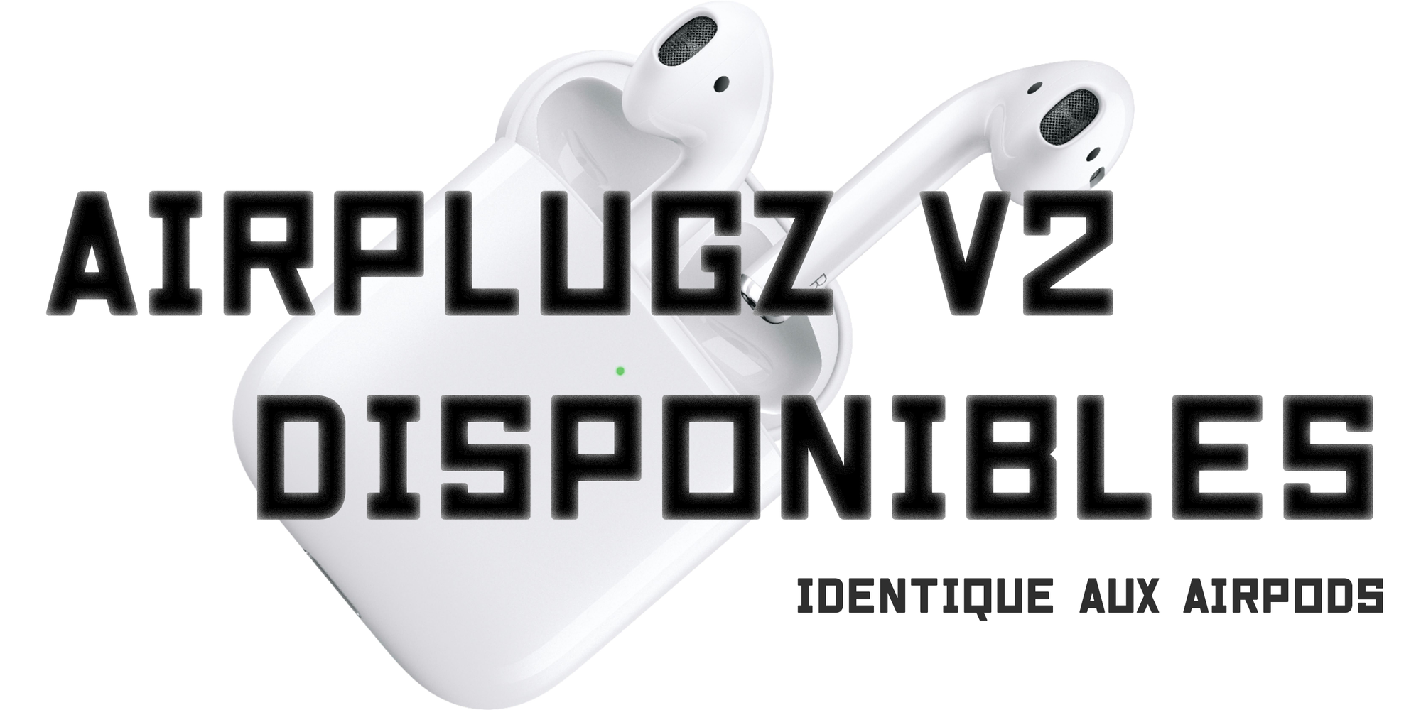airplugz airpods pas cher