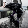 Ribbon functional pants