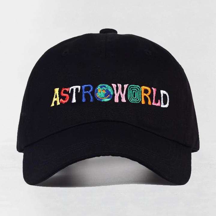 Casquette ASTROWORLD (TRAVIS SCOTT)