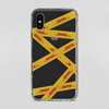 Coque iPhone DHL x RUBBER™