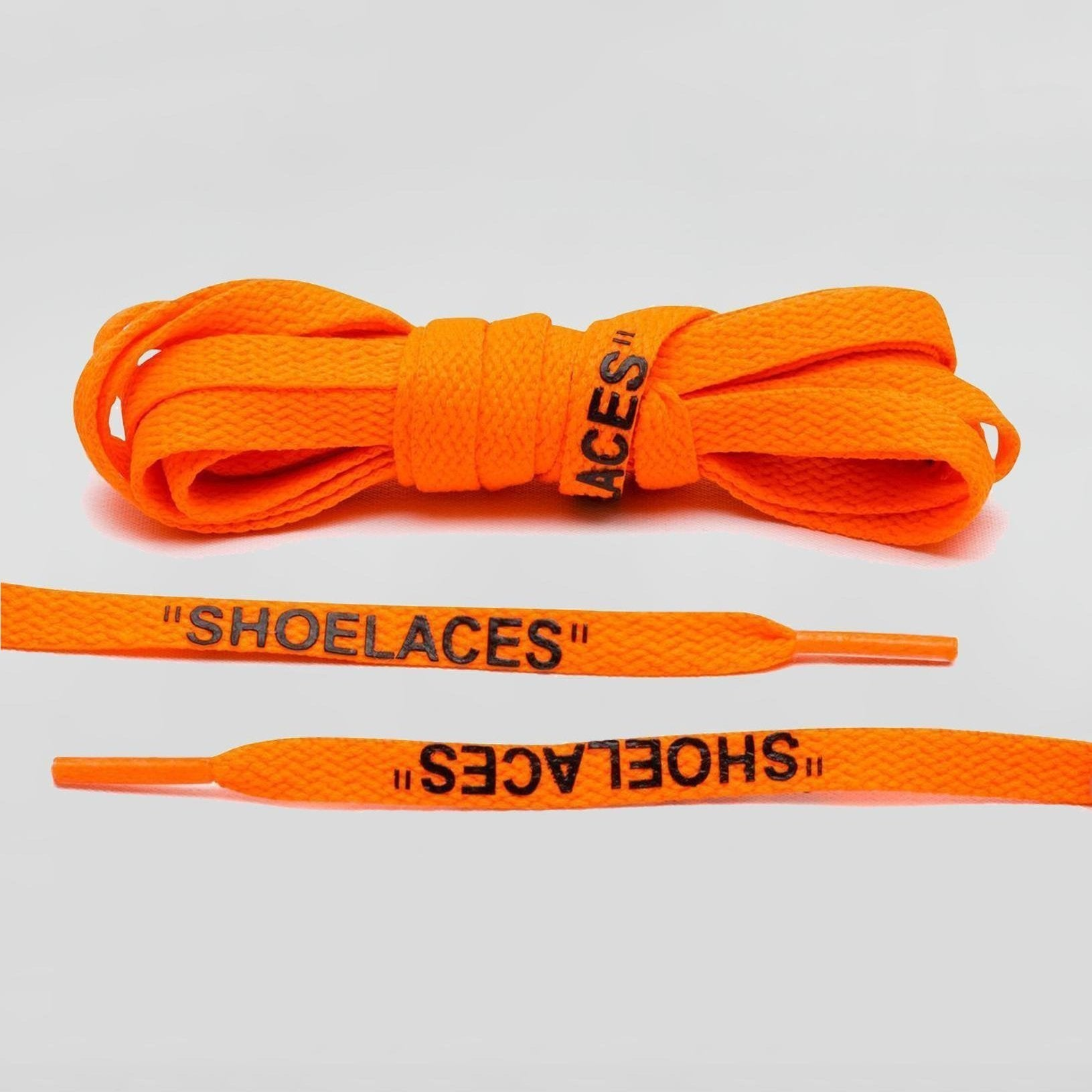 "Lacets ""SHOELACES"" OFF-WHITE™ Lacets x Zip FuturXwear"