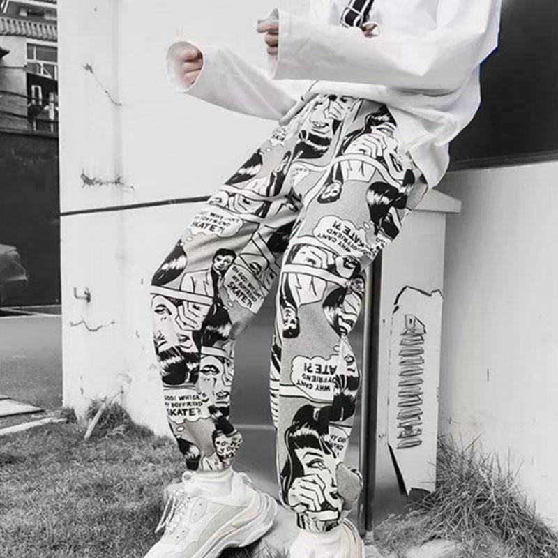 Pantalon WHITE x CARTOON™ Pantalon - Cargo - Jogging FuturXwear